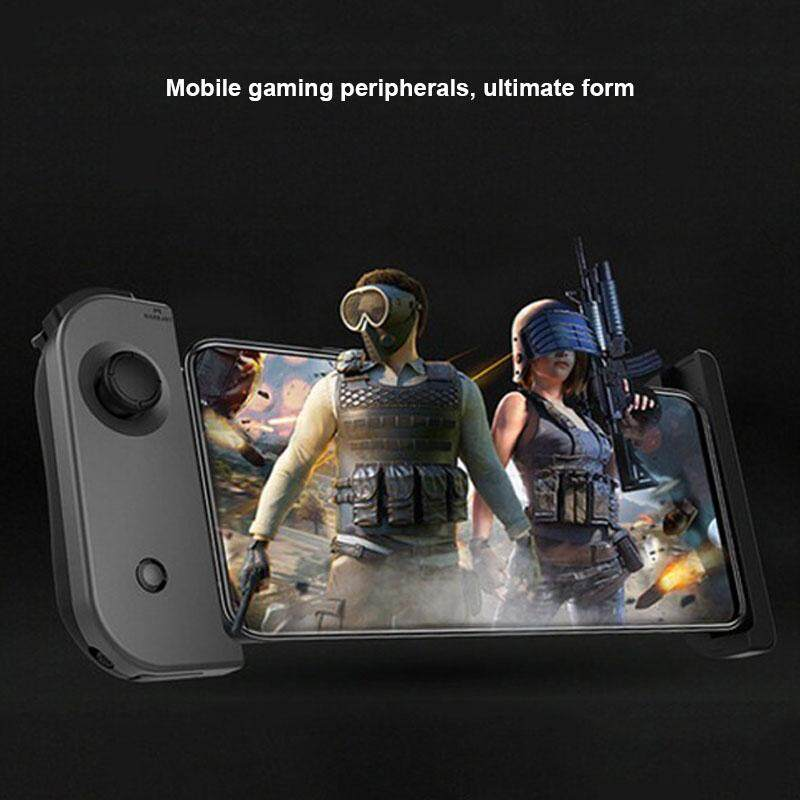 ... YBC PUBG Rules of Survival Wireless Bluetooth Gaming Controller for iPhone Android Gamepad Triggers for ...