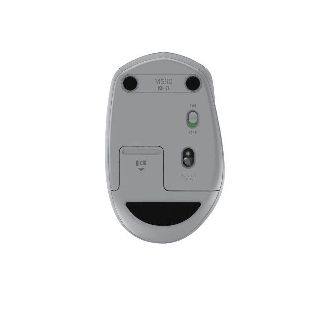 Features Logitech M590 Multi Device Silent Mouse Grey Dan Harga Wireless 5
