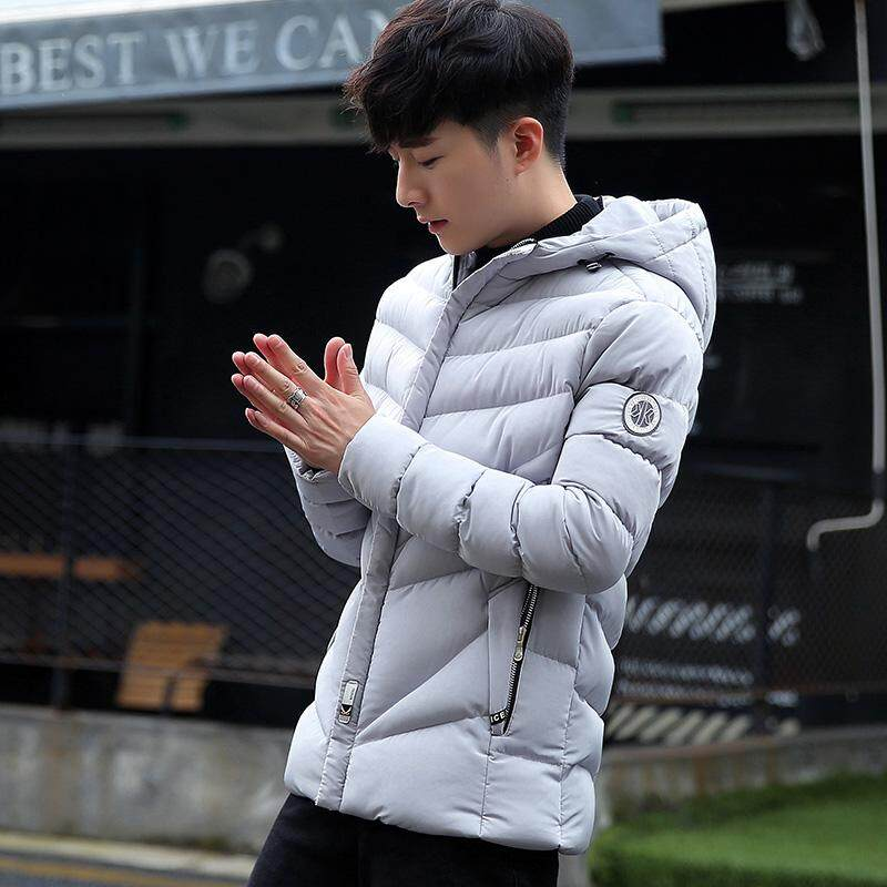 e15aa7daf24b3 High Quality!2018 Men Winter Jacket Warm Male Coats Fashion Thick Thermal  Men Parkas Casual