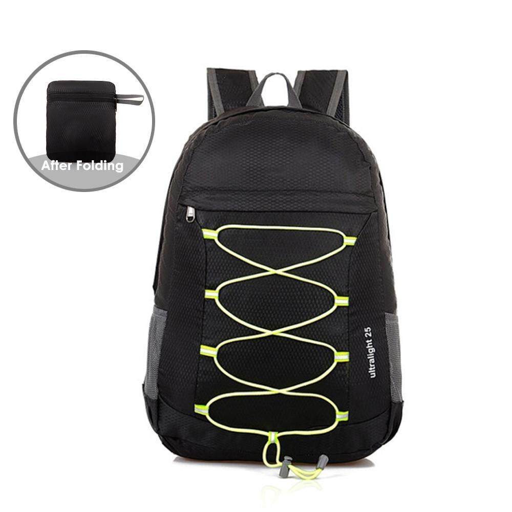 22ec7b9f23f3 OrzBuy Lightweight Packable Hiking Backpack Foldable Water Resistant  Durable Travel Daypack 25L - intl