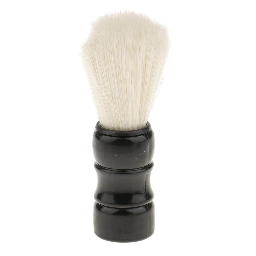 bc039654d8adf MagiDeal Professional Salon Barber Shaving Brush Beard Mustache Brush For  Men Random