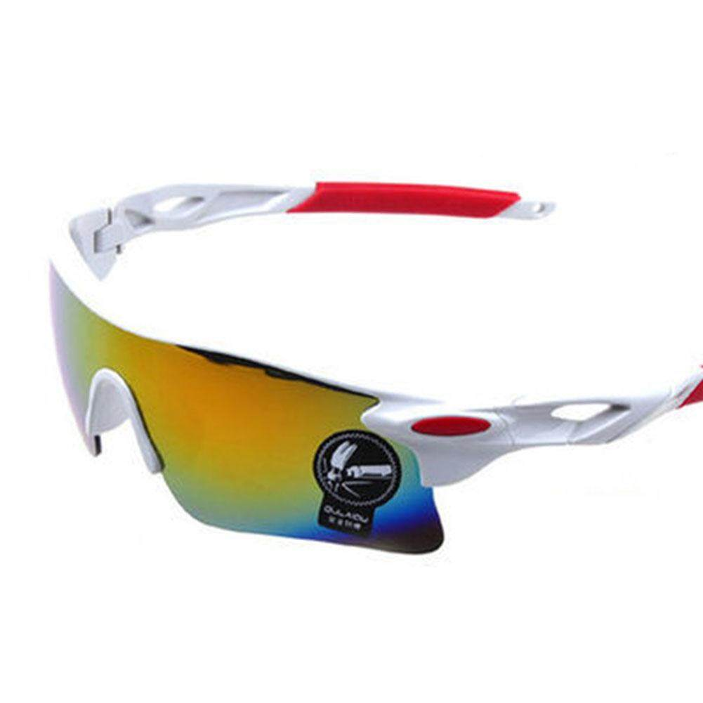 Big Sale Cycling Glasses Sports Sunglasses Motorcycle Bike Bicycle Riding Goggles with Wind UV 400 Protection