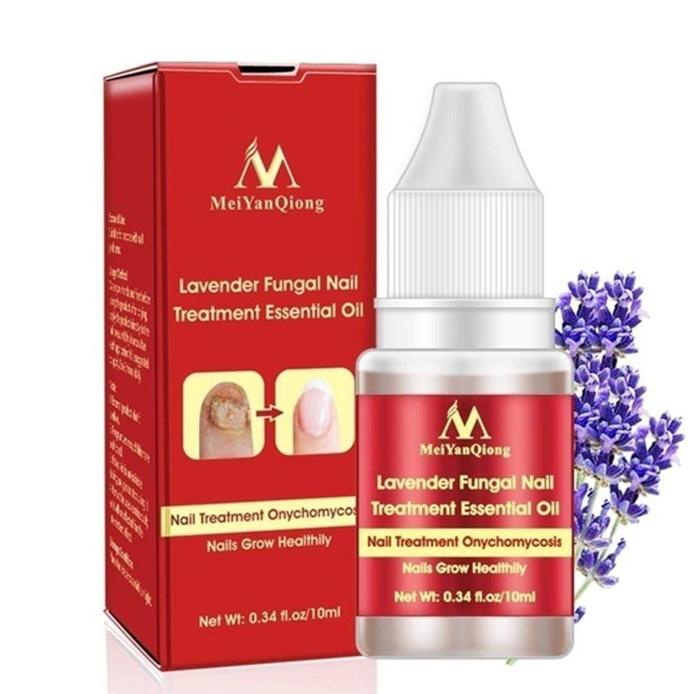 Essential Oil Lavender Nail Treatment Onychomycosis Care Tool Powerful Foot Grow Healthy Home Use Art Philippines