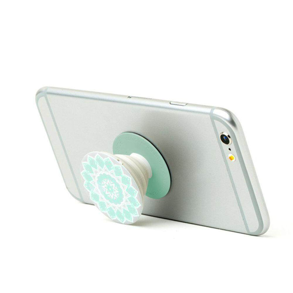 *Buy 1 get 1 FREE* Hot Sale Fashion Universal Cell Phone Airbag Holders Fashion Stand (Random Pattern) - intl