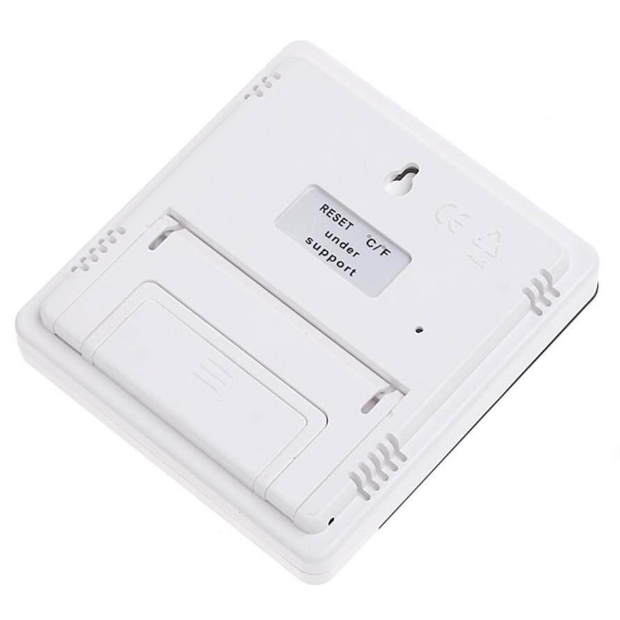 Features Gadget Hero Htc 1 Lcd Digital Temperature Humidity Meter Termometer Hygrometer Detail Gambar Thermometer Clock Date Terbaru