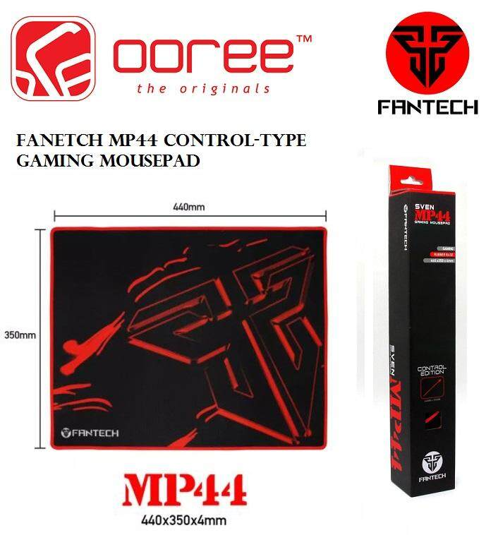 FANTECH MP44 CONTROL TYPE GAMING MOUSEPAD ( SIZE : 440x 350x 4MM) Malaysia