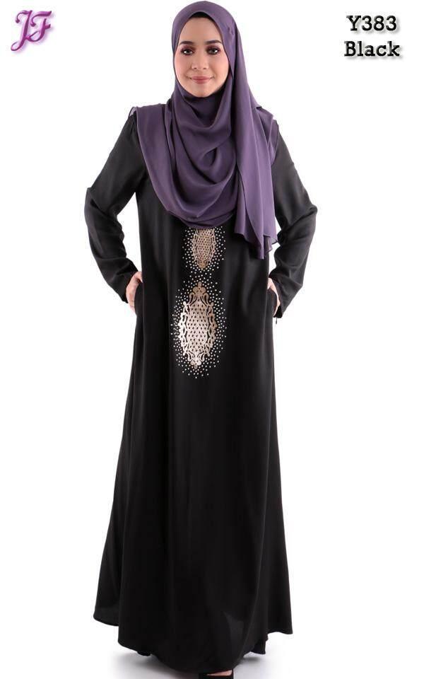 JF Fashion Vienna Dress Dokoh Patch with Rhinestone Y383