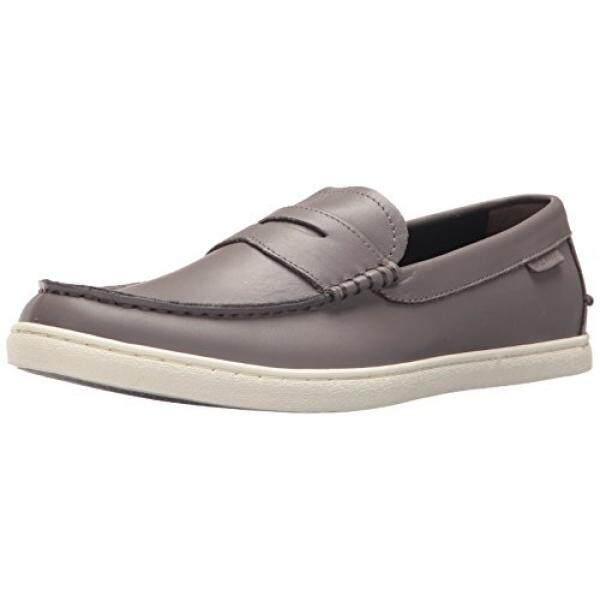 Cole Haan Mens Nantucket Loafer, Stormcloud Leather, edium US - intl