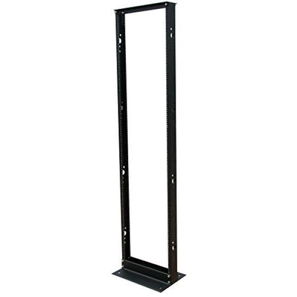 Blank Media Tripp Lite 45U 2-Post Open Frame rack, Network Equipment Rack, 800 lb. Capacity (SR2POST) - intl