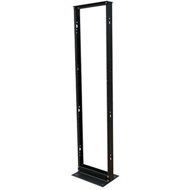 Blank Media Tripp Lite 45U 2-Post Open Frame rack, Network Equipment Rack, 800 lb. Capacity (SR2POST) - intl