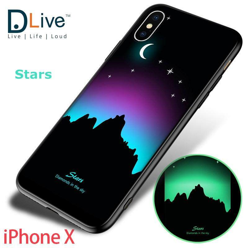 SUPREME Case Cover for Apple iPhone 7 plus Cell Phone Sleeves Protect Case  Luminous Noctilucent Night 0396ea7fd933