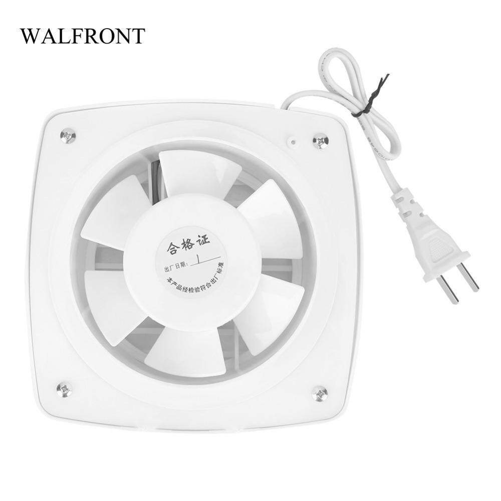 Buy Exhaust Fans Ventilation Appliances Lazada Electrical Wiring Bathroom Fan Bath Walfront 220v Kitchen Window Wall Mount Air Vent Installation Mini