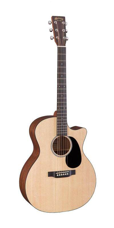 Martin Semi Acoustic Guitar GPCRSGT Grand Performance/ Solid Sapele B&S /Fishman Sonitone USB/With Case Malaysia