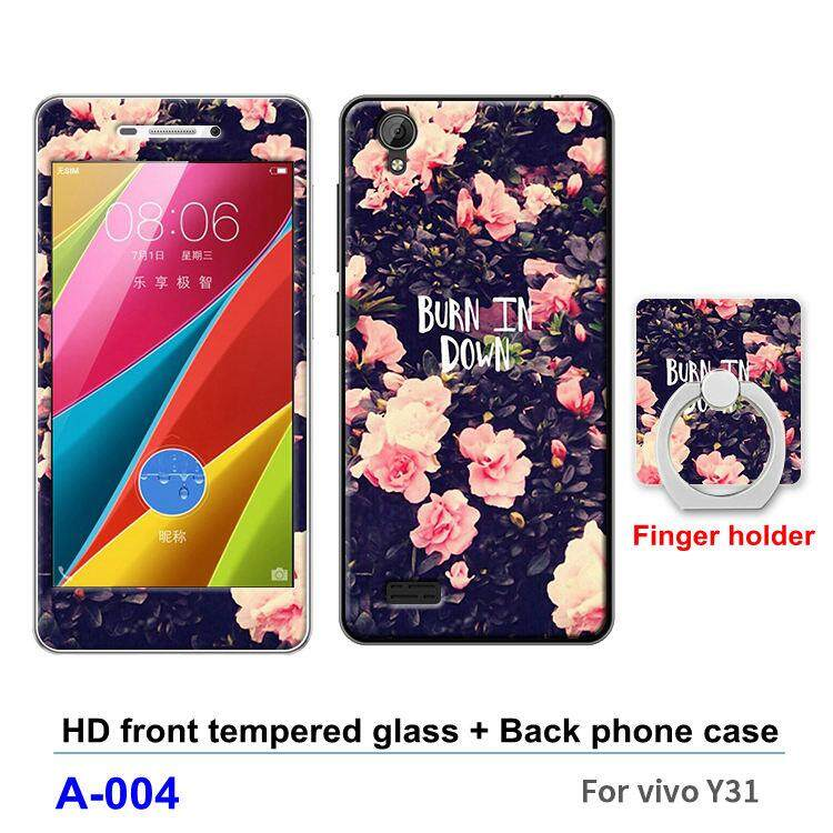 Cover Color Tempered Glass Case Screen Protector Film Back. Source · Vivo .