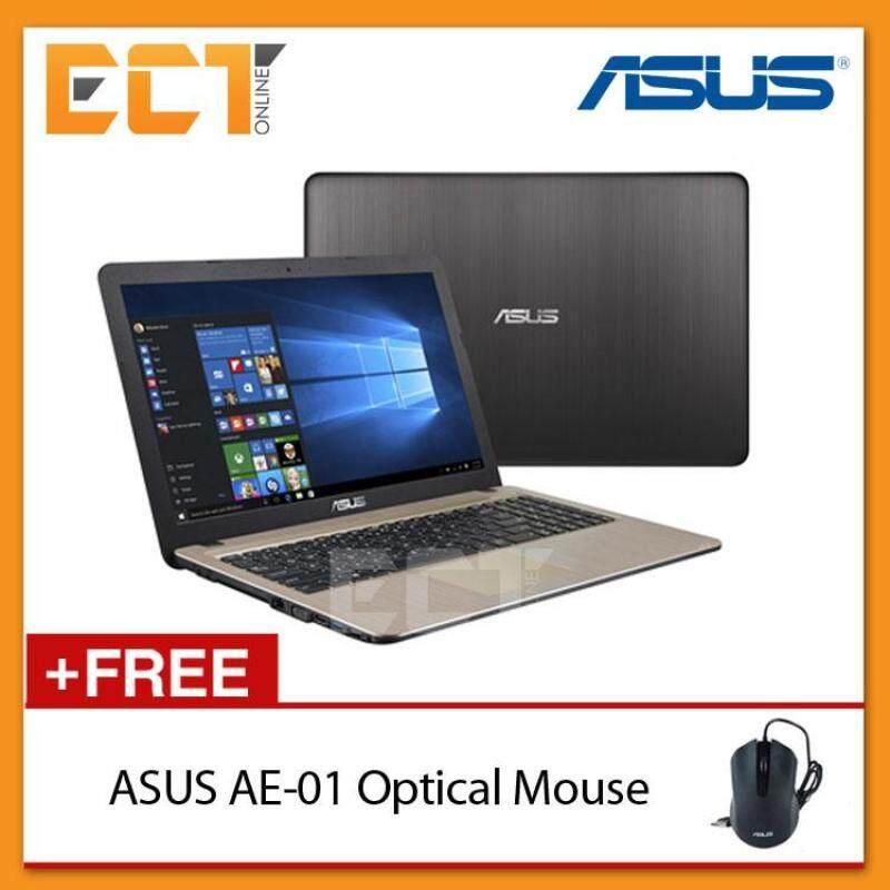 Asus VivoBook Max X541N-AGO280T 15.6 Laptop (N3350,500GB,4GB,W10) - Black Malaysia