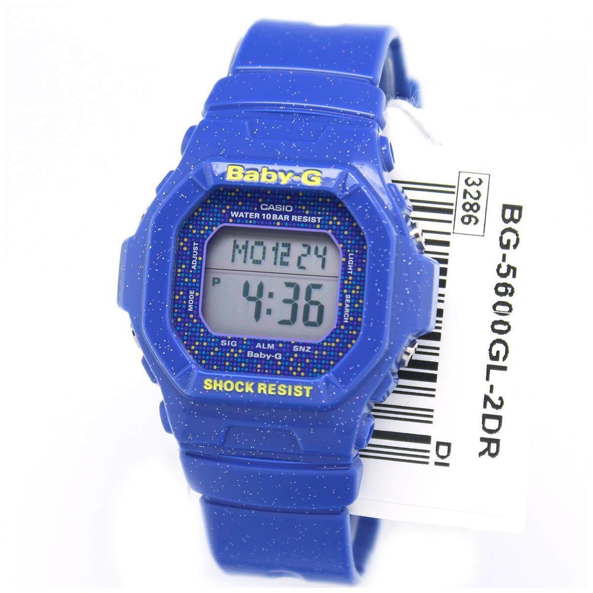 Features Casio Baby G Bg 6903 2b Digital Ladies Jelly Blue Sports 7c Original Resin Case Strap 5600gl 2d