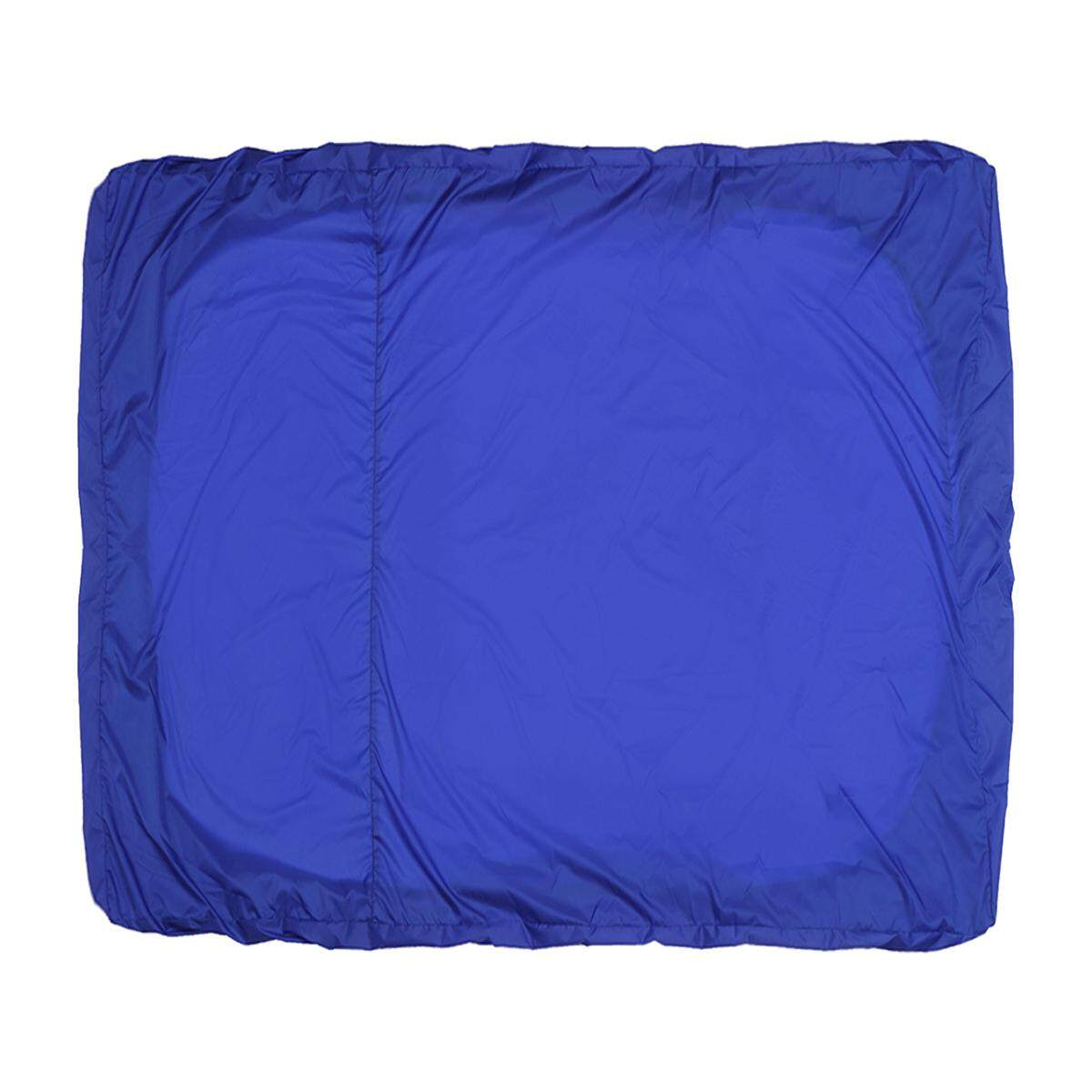 Hot Tub Cover All-Weather Protector - Spa Cover Harsh Weather Guard Blue (218*218*30cm)