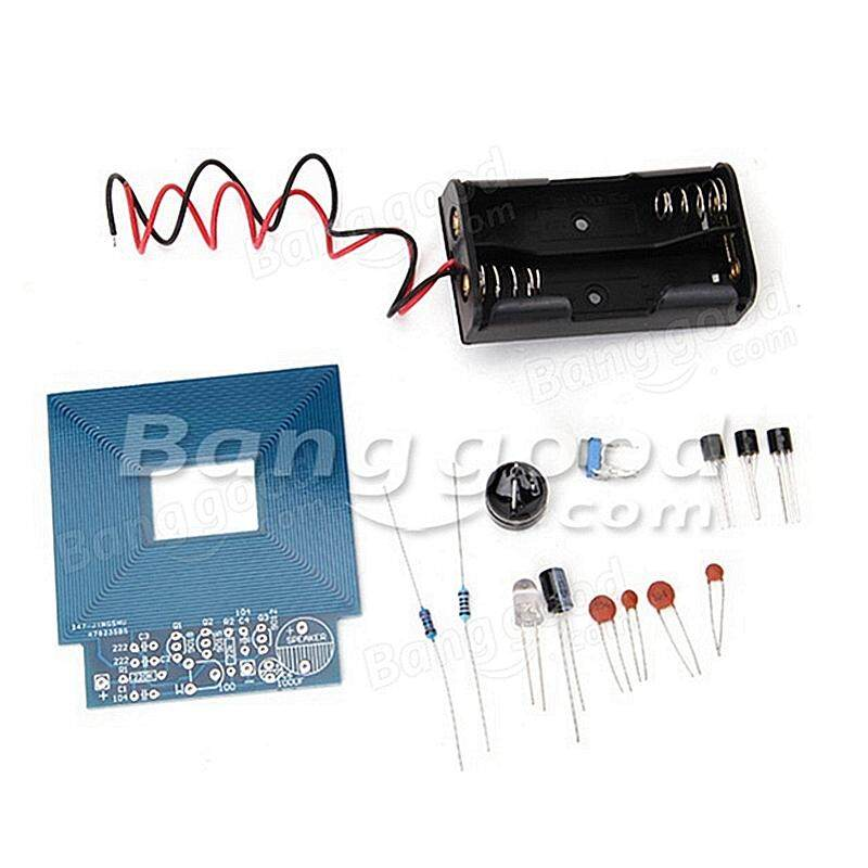 Hình ảnh DIY Metal Detector Kit Treasure Hunting Instrument Security Apparatus Stick