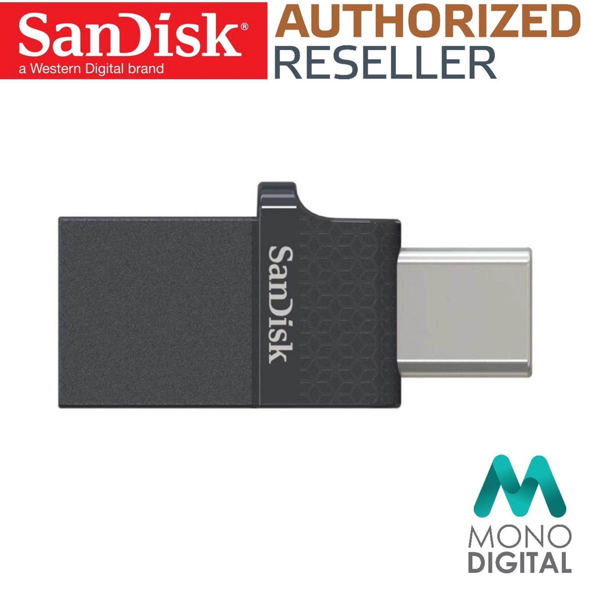 Features Sandisk Ultra Dual Drive Usb Type C Tm 128gb Dan Harga M30 64 Gb 20 Flash For Android Computers