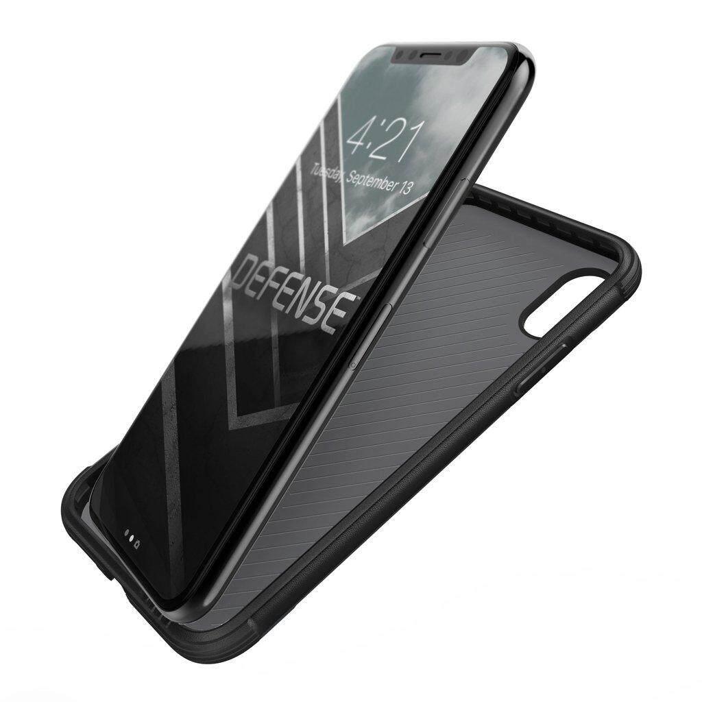 Original X-Doria Defense Lux Case For Apple iPhone X/Xs  iPhone XR iPhone Xs Max