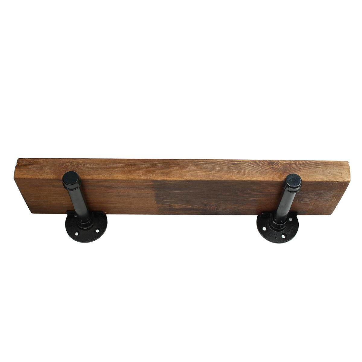 90*15*4.5CM Deep Industrial Floating Shelf, Rustic Shelf, Pipe Shelf, Industrial