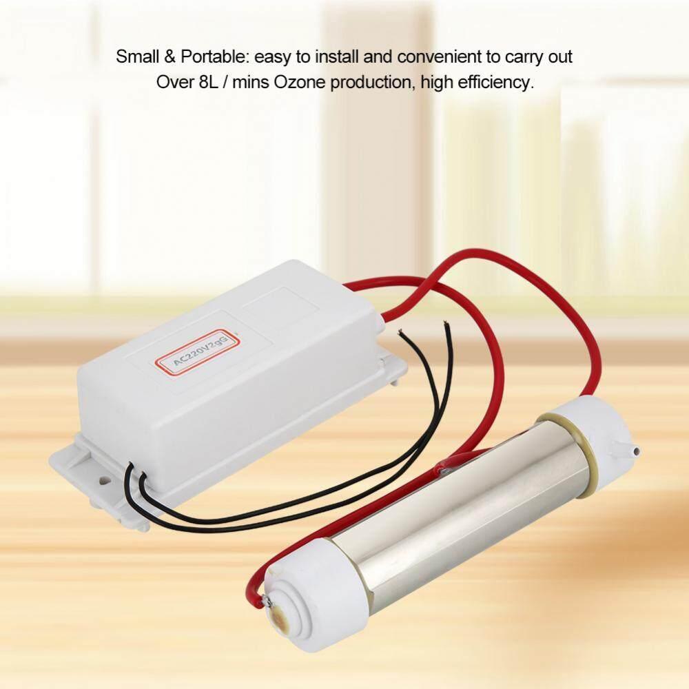 Hình ảnh Generator Ionizer Air Water Purifier Vegetable Fruit Sterilization Machine (2g)