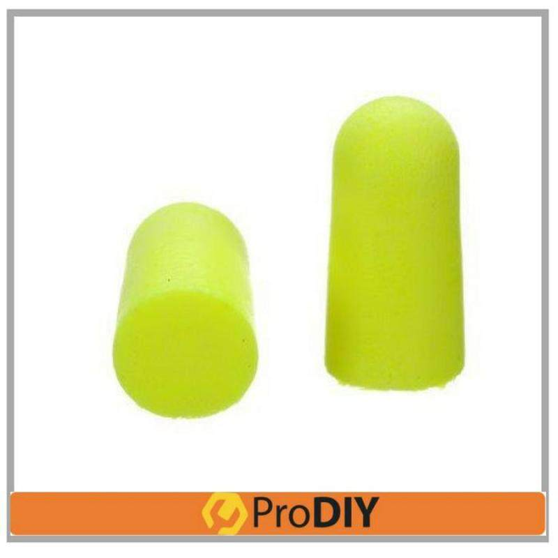 10PCS 3M 312-1250 Neon Uncord Ear Plug FOR Travel/ Sleeping/ No More Noise During Flight