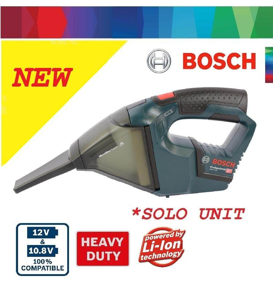 Bosch GAS 12V Cordless Vacuum Cleaner (Solo), Cordless Vacuum Cleaner (Solo)
