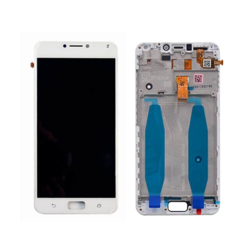 Untuk Asus ZenFone 4 Max ZC554KL X001D Layar LCD + Layar Sentuh + Frame 5.5 Inci Baru Layar Digitizer Perakitan Panel Kaca Pengganti
