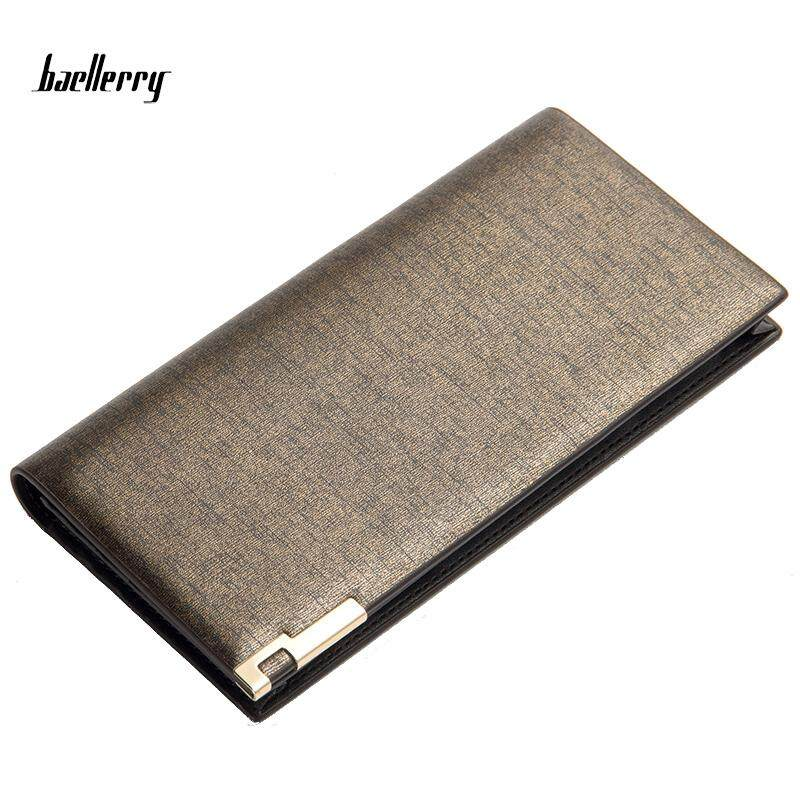 Baellerry WLT-131 ZX-CB53-3 Classic Big Capacity Men Business Wallet