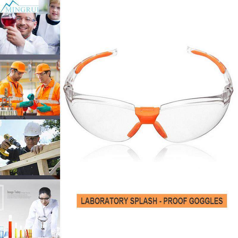 Mingrui Store Polycarbonate Safety Glasses Protective Glasses Goggles Safety