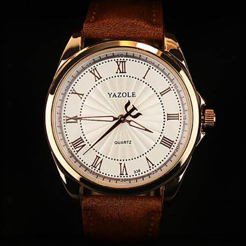 da20f9cc5e8 YAZOLE 336 Quartz Watch Men Top Brand Luxury Famous Boys Students Watch 2018  Wristwatch Male Clock