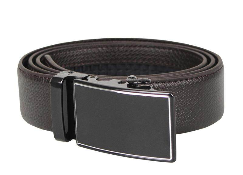 Tomaz 1639 Leather Belt (Coffee)