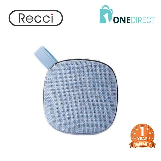 Recci Bluetooth 4.2 Wireless Speaker with Mic - Funwind