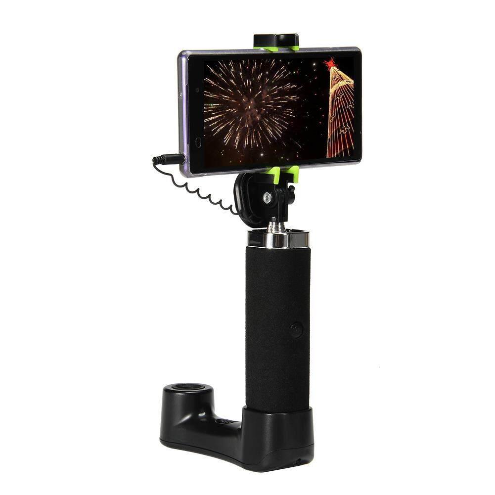 Empat Musim Penjualan Besar Mobil Multifungsi Selfie Stick dengan Belakang Braket Kursi Mount Mobil Gantungan Headrest Hook Lampu Darurat Alat Pemecah Kaca untuk Ponsel Android