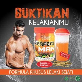 Sales !! Perfect Man Formula Khusus Lelaki Sejati