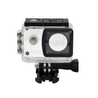 การส่งเสริม Miracle Shining 30m Underwater Housing Waterproof Case for SJ5000WIFI Action Camera Diving ซื้อที่ไหน - มีเพียง ฿380.00