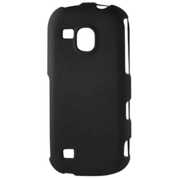 Smartphone Case S Case S Reiko RPC10-SAMI400BK Premium Tahan Lama Karet Pelindung Case untuk Samsung Continuum (Galaxy S) -1 Pack-Kemasan Ritel-Hitam-Intl