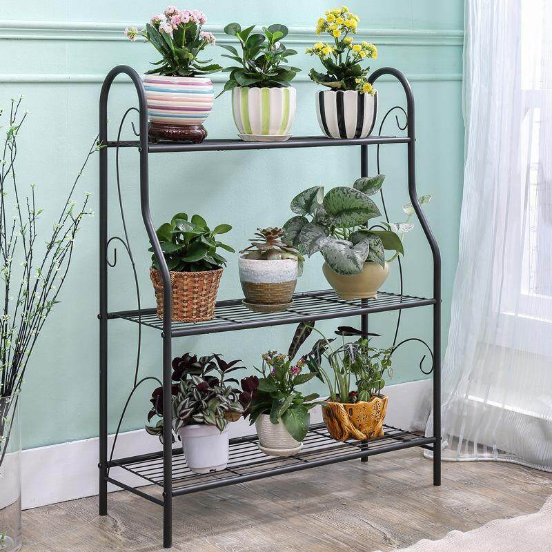 Flowery Ocean A Simple Shoe Rack Multi layer Household Iron Shoes Cabinet Simple Modern Economical Assembled Dust Proof Shoes Rack.