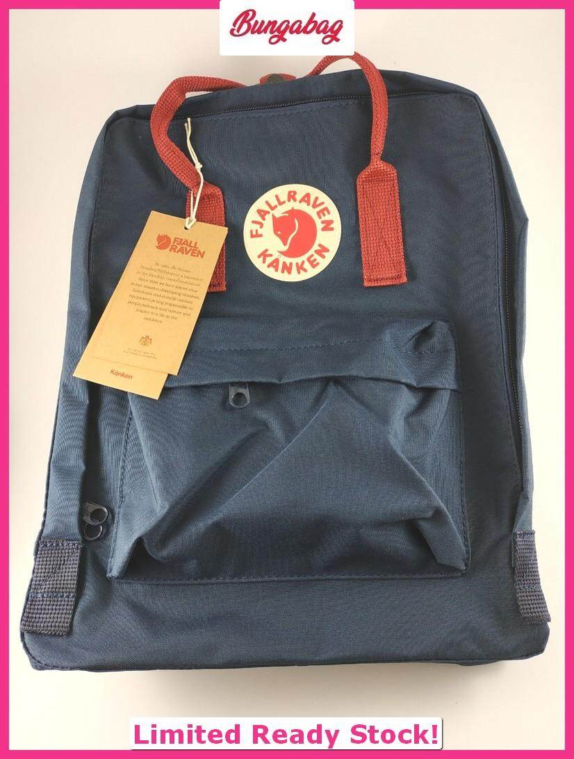 Fjallraven Kanken Buy At Best Price In Malaysia Classic Backpack Royal Blue Pinstripe Pattern Women Laptop Bag Diaper Tote Bags Crossbody Shoulder Korean Fashion