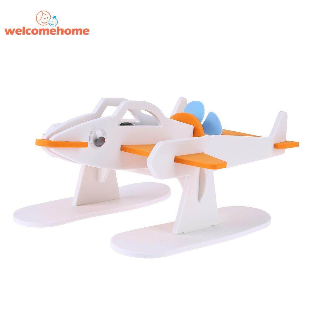 Bionic Flying Fish Robot Assembled Toy Diy Water Land Car Material Toy Tool By Welcomehome.