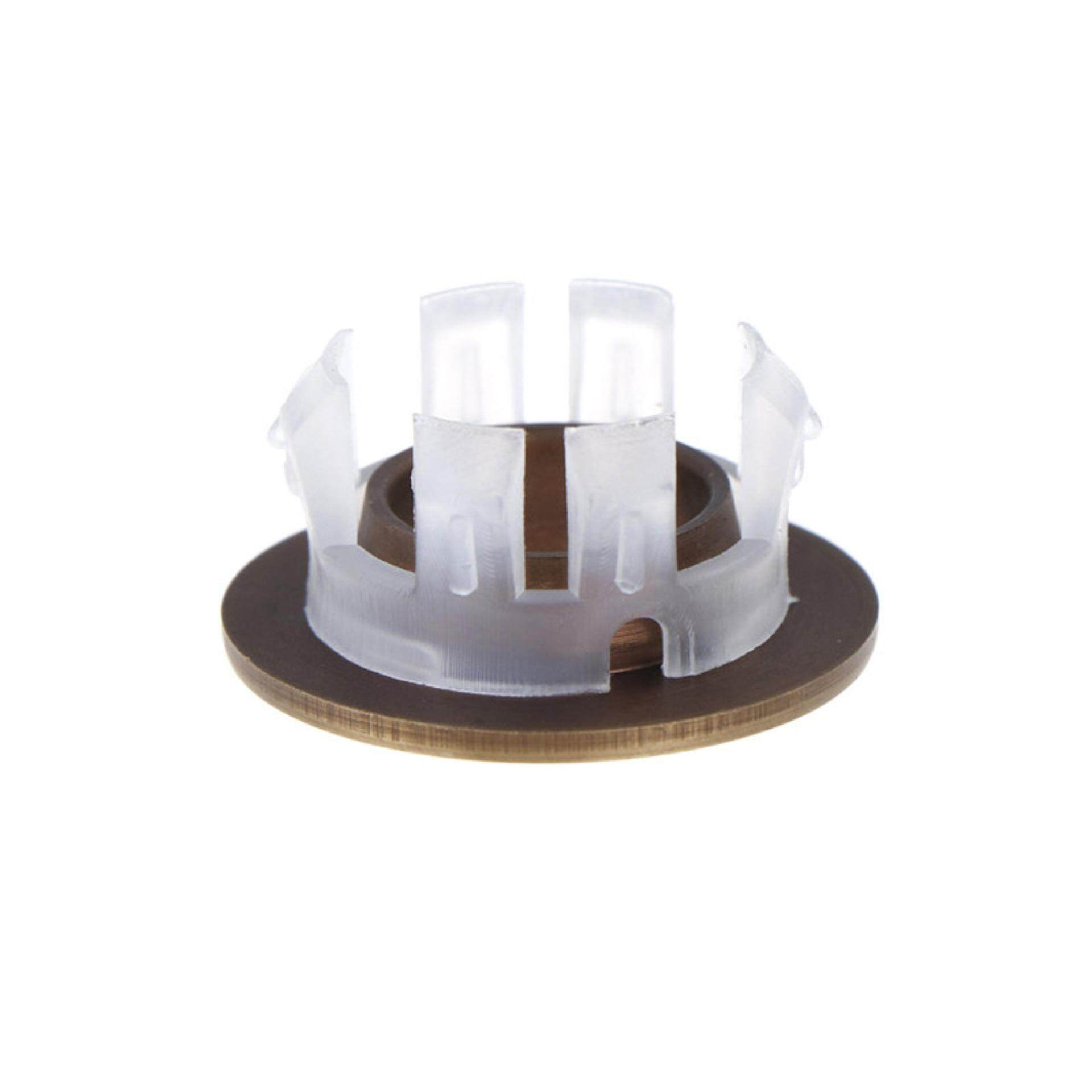 ... Bathroom Basin / Sink Overflow Cover/Brass Six-foot ring Bathroom Product A2 -
