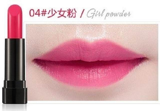 【4 # 】Mini Lipstik Tahan Lama Mewarnai Lipstik Pelembap Sampel Lipstik Mahasiswa Lucu Wanita Hamil Tersedia-Intl