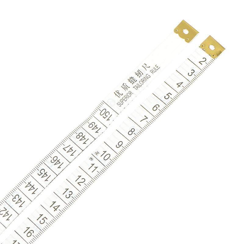 Mua 2 cái 150 cm Ngẫu Nhiên Thước dây May May Vải Mềm Mại Thân Đo Thước