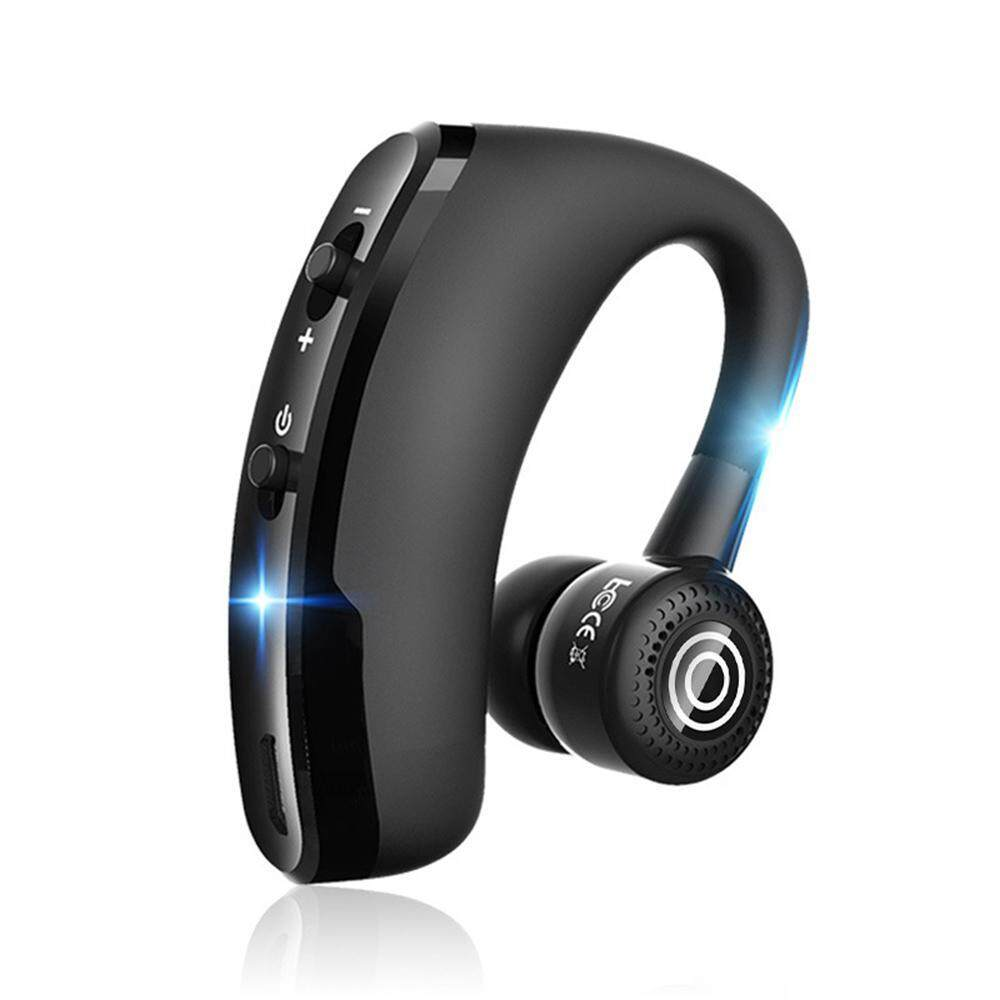 f7ca8f70e47 niceEshop V9 Business Bluetooth Headset Rotatable In Ear Earbud Wireless  Headphones Voice Prompts Noise Cancelling Handsfree