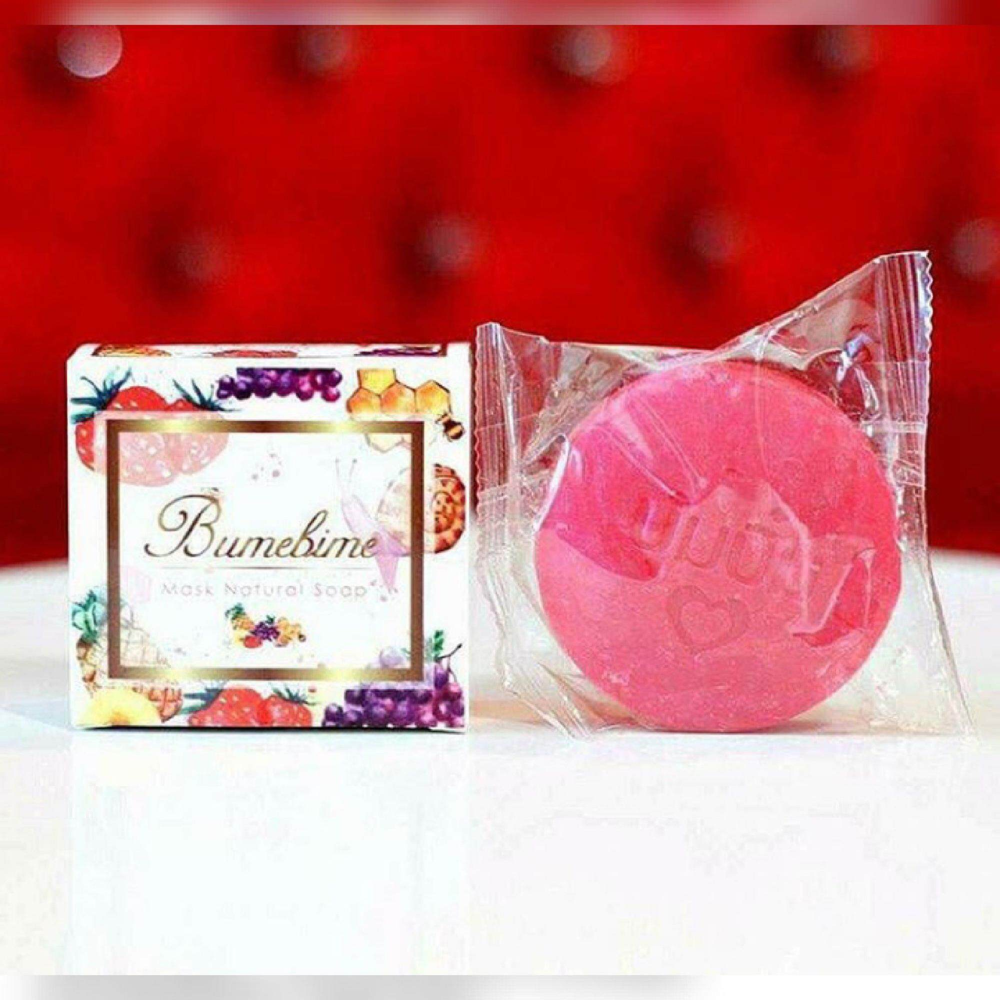 Bume Bime whitening soap