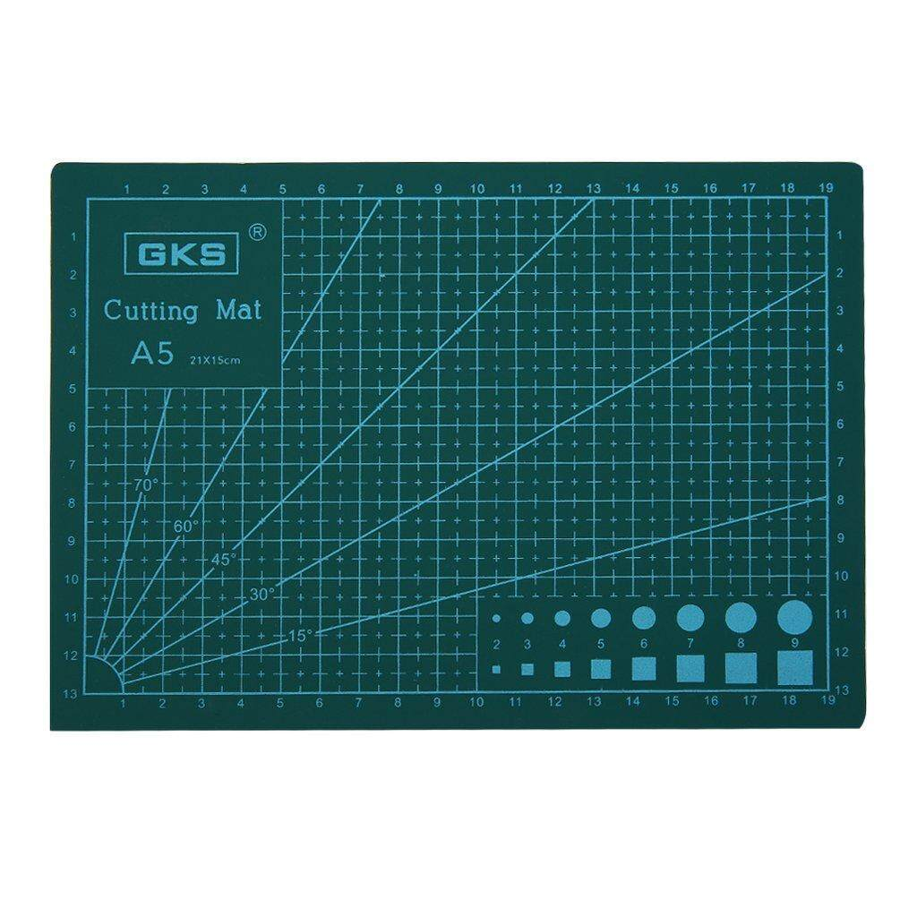 ELEC Double-sided Cutting Mat Self Recovery Mat For Fabric And Paper Engraving