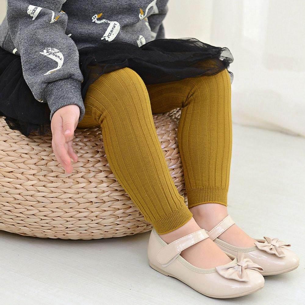 Childshop?pantyhose Stoking Ketat Hangat Kaus Kaki Katun untuk Balita Bayi Perempuan Anak-