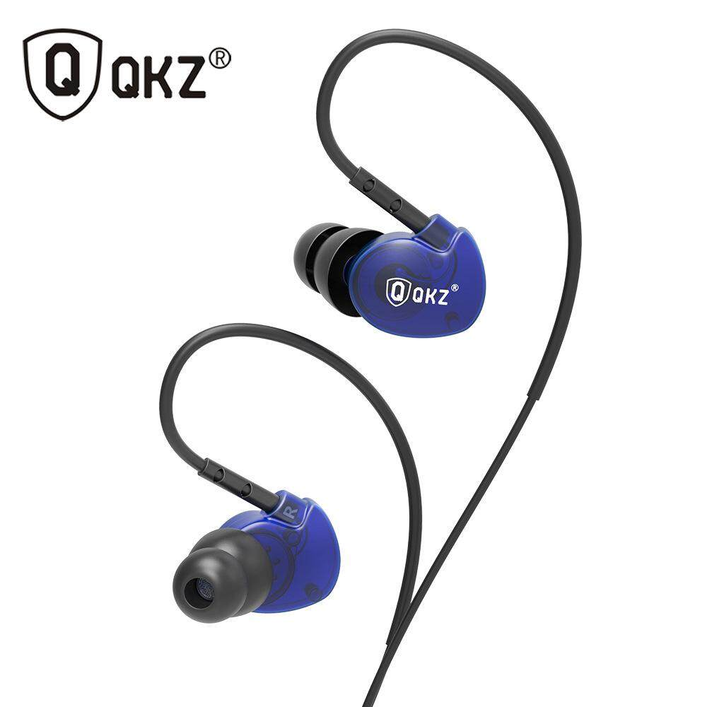 Buy Sell Cheapest Qkz X6 High Best Quality Product Deals Dm7 Dm800 Sports Earphones Running With Memory Wire Waterproof Ipx5 Mic In Ear Earhook
