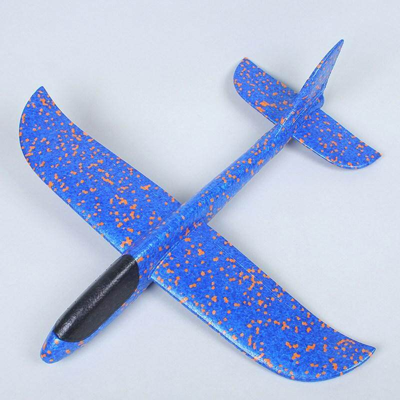 2018 New Style Of Childs The Foam Airplane Toy Hands Throw Outdoor Super The Primary School Of Kid Parents And Children Greatly Fighting A Sponge Is Unfamiliar By Zhaopangyun.